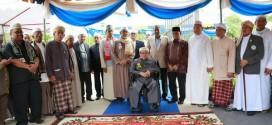 จุฬาราชมนตรีเป็นประธานในพิธีเปิดงานวางรากฐานอาคารมัสยิดดารุ๊ลอิบาด๊ะห์ (สามวา)