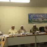 คณะกรรมการอิสลามประจำกรุงเทพมหานคร ได้ประชุมประจำเดือนพฤษภาคม 2559
