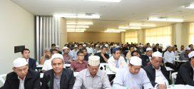 กอ.กทม. จับมือ ม.รังสิต จัดประชุมทางวิชาการเรื่องการพัฒนาผู้สอนวิชาอิสลามศึกษาและภาษาอาหรับใน กทม.
