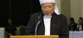 จุฬาราชมนตรีพร้อมด้วยองค์กรมุสลิมจัดงานถวายความรำลึกในหลวงรัชกาลที่ ๙