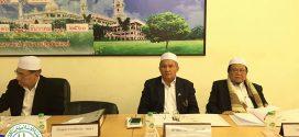 คณะกรรมการอิสลามประจำกรุงเทพมหานคร ได้ประชุมประจำเดือนธันวาคม ๒๕๖๐