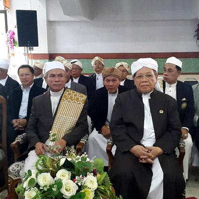 ผู้แทนจุฬาราชมนตรีเปิดงานสมาคมคุรุสัมพันธ์ฯ ประจำปี 2559