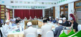 คณะกรรมการอิสลามประจำกรุงเทพมหานคร ได้ประชุมประจำเดือนกุมภาพันธ์ 2561