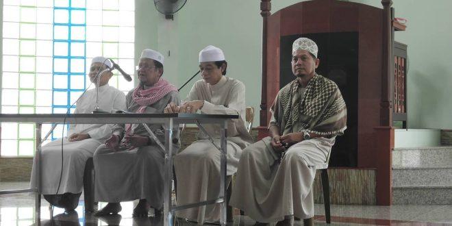 กอ.กทม.คัดเลือกกรรมการอิสลามประจำมัสยิดซิรอตุ้ลญันนะห์ (ขุมทอง)