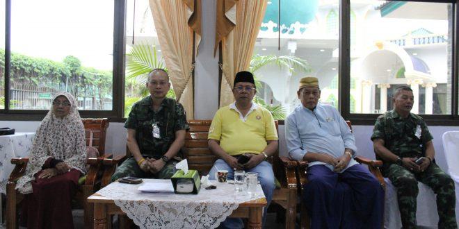กอ.กทม.จัดประชุมสัมมนาผู้นำเยาวชนมุสลิมเขตคลองสามวา