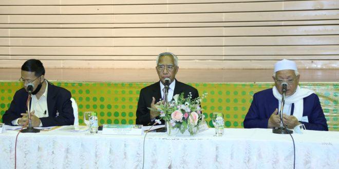 กทม.ประชุมอิหม่ามประจำมัสยิดเพื่อคัดเลือกกรรมการอิสลาม ประจำกรุงเทพมหานครแทนตำแหน่งที่ว่าง